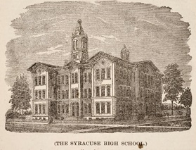 Image 14 the syracuse high school