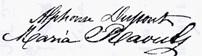 Image 38 signature alexandre et maria